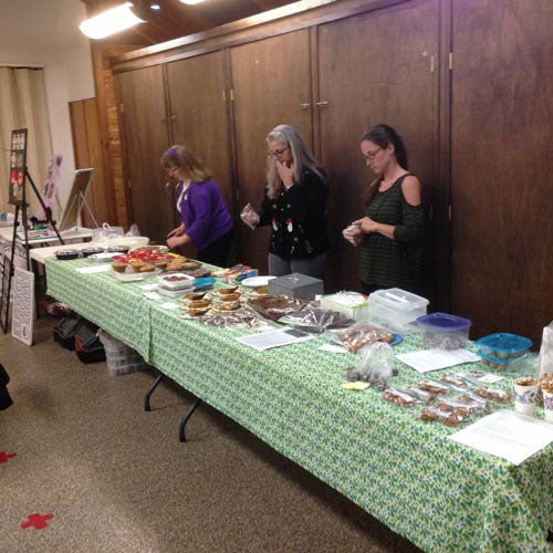 Bake Sale for Animal Friends Forever