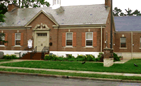 Burlington County Library - Bordentown branch