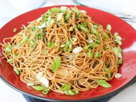 javanese sweey soy noodles